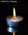 Helping YOU. grief-candle